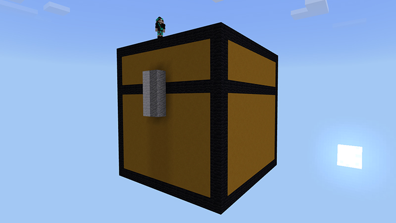 Giant Chest Skyblock By Pickaxe Studios Minecraft Marketplace