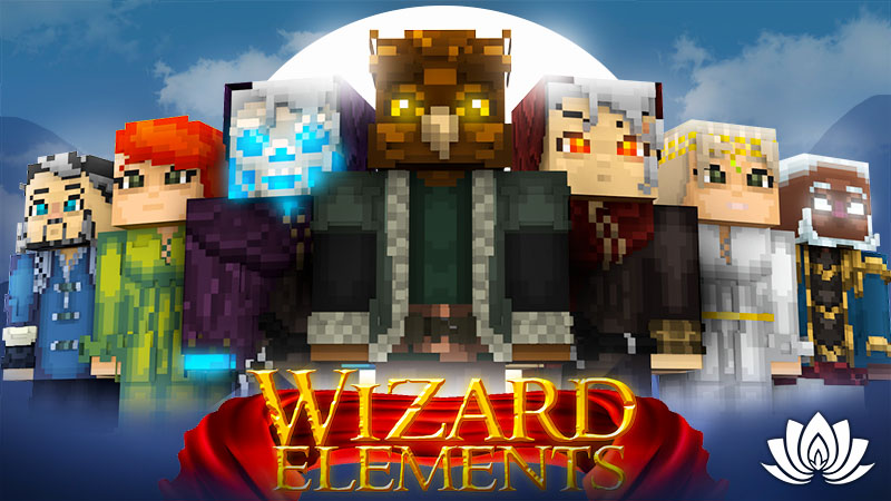 Wizard Elements on the Minecraft Marketplace by IriumBT