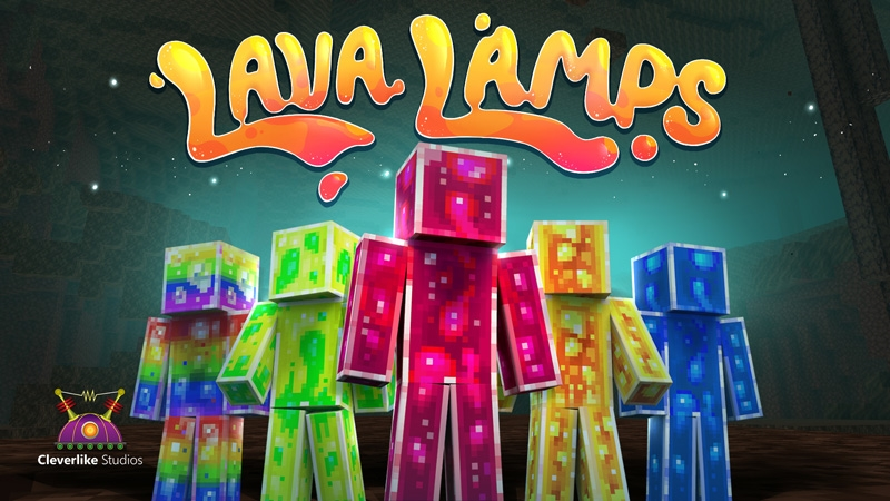 Lava Lamps on the Minecraft Marketplace by Cleverlike