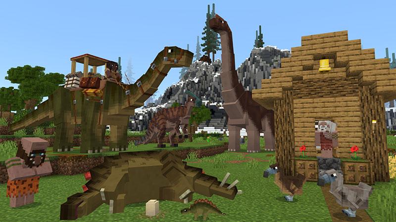 Dinosaur Age by PixelHeads