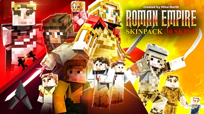 Roman Empire on the Minecraft Marketplace by Mine-North