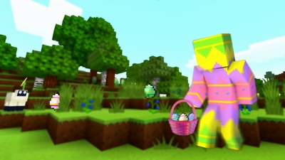 Spring Patterns on the Minecraft Marketplace by Arrow Art Games