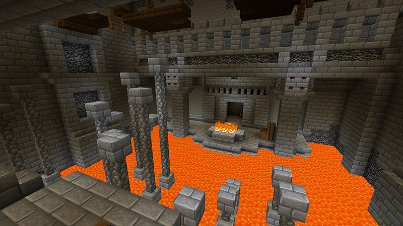 Escape Room: The Temple on the Minecraft Marketplace by Project Moonboot