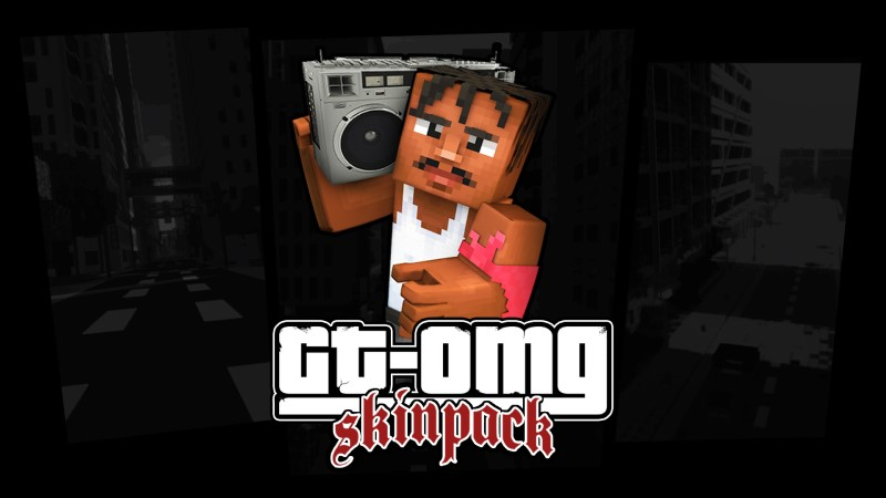 GTOMG Skins on the Minecraft Marketplace by Syclone Studios
