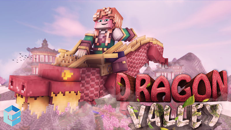 Dragon Valley on the Minecraft Marketplace by Entity Builds