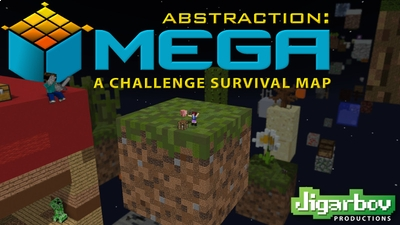 Abstraction MEGA on the Minecraft Marketplace by Jigarbov Productions