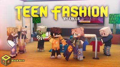 Teen Fashion on the Minecraft Marketplace by Black Arts Studio