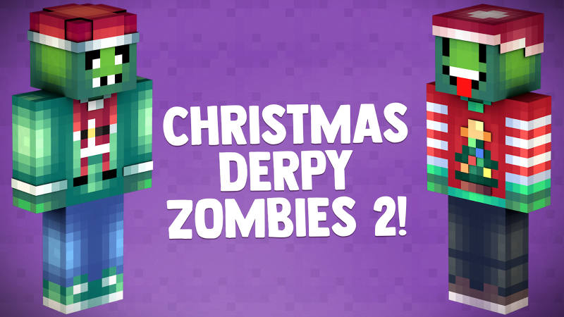 Play Christmas Derpy Zombies 2!