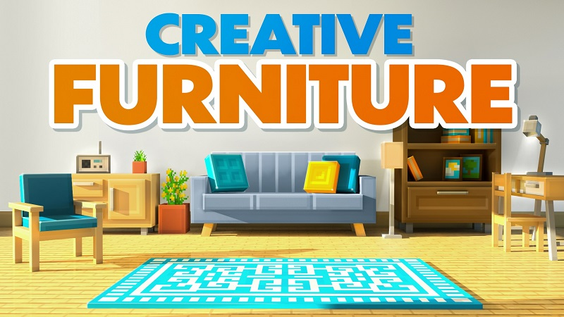 Creative Furniture on the Minecraft Marketplace by BBB Studios