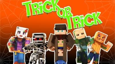Trick or Trick on the Minecraft Marketplace by Sapphire Studios