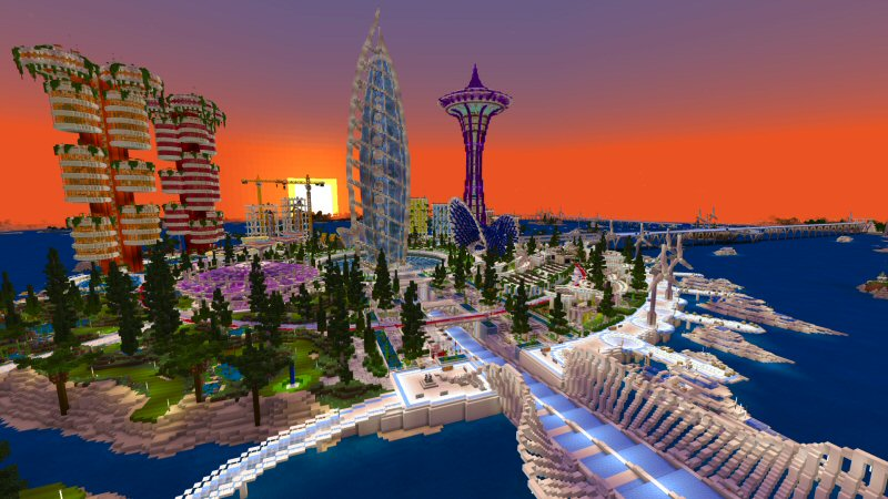 Viva on the Minecraft Marketplace by Shaliquinn's Schematics