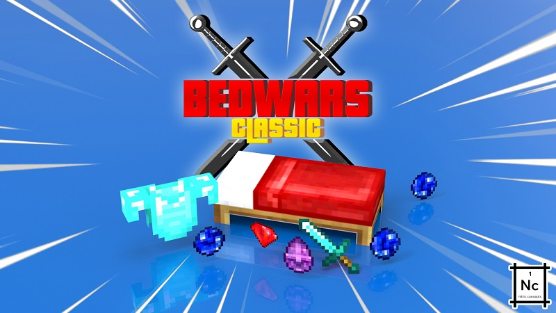 Bed Wars Classic on the Minecraft Marketplace by Nitric Concepts