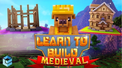 Learn to Build Medieval on the Minecraft Marketplace by Entity Builds