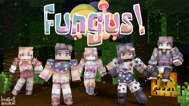 Fungus on the Minecraft Marketplace by LinsCraft