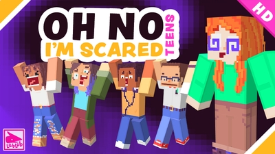 Oh No Im Scared TEENS on the Minecraft Marketplace by Lebleb