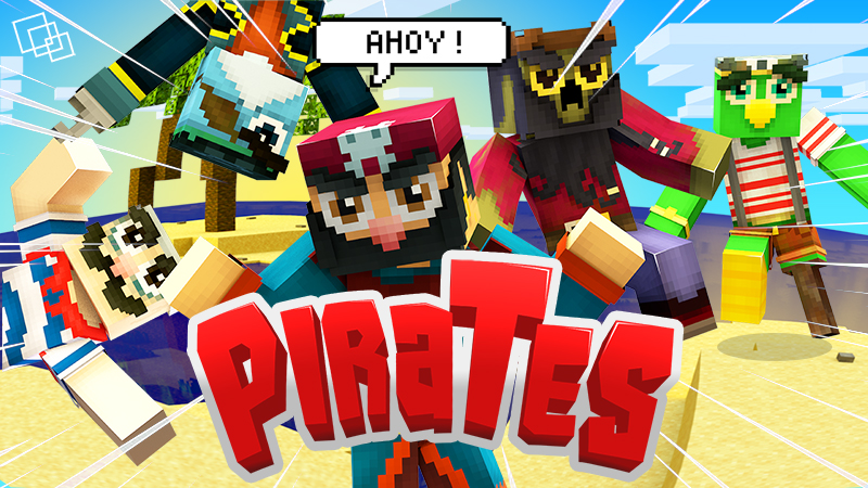 Pirates on the Minecraft Marketplace by Tetrascape