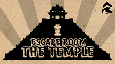 Escape Room The Temple on the Minecraft Marketplace by Project Moonboot