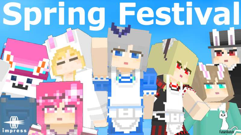 Spring Festival HD on the Minecraft Marketplace by Impress