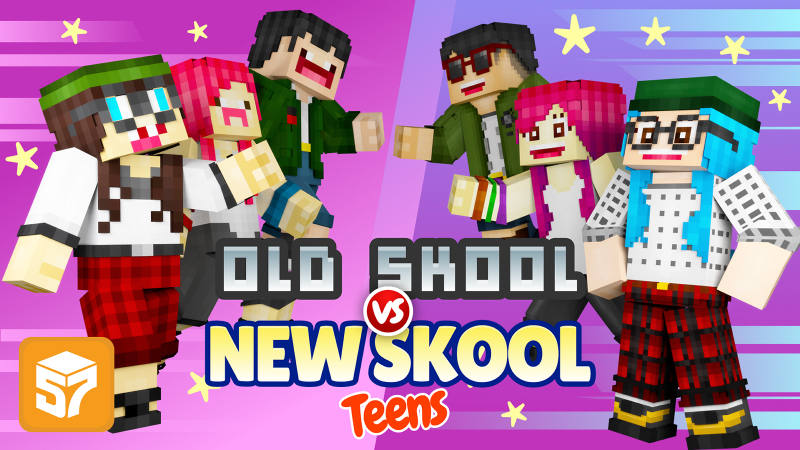 Play Old Skool vs New Skool Teens