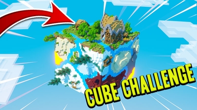 Cube Challenge on the Minecraft Marketplace by Chunklabs