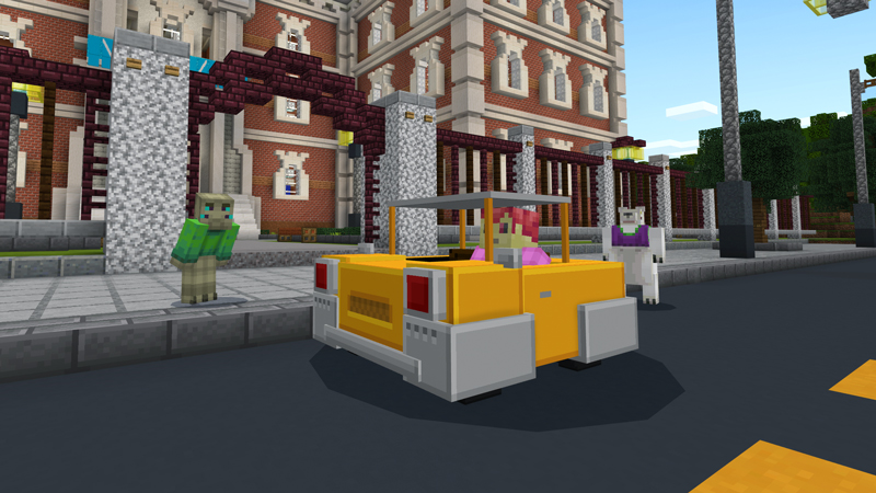 Monster City by InPvP