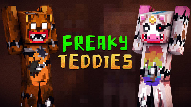 Play Freaky Teddies