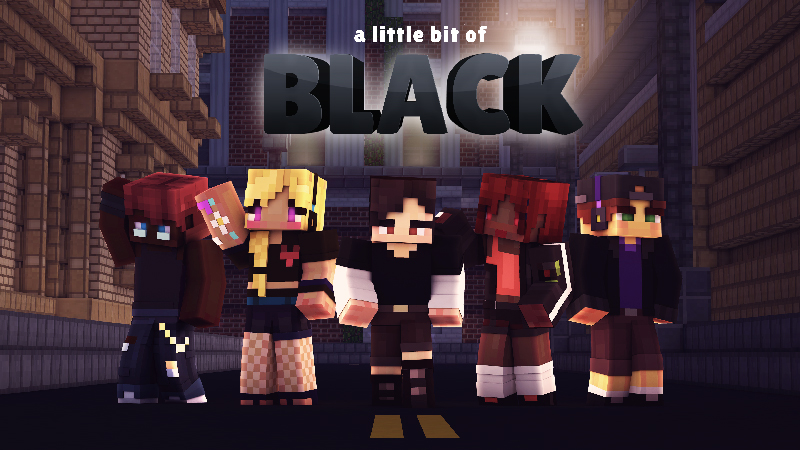 a Little Bit of Black on the Minecraft Marketplace by Blockception