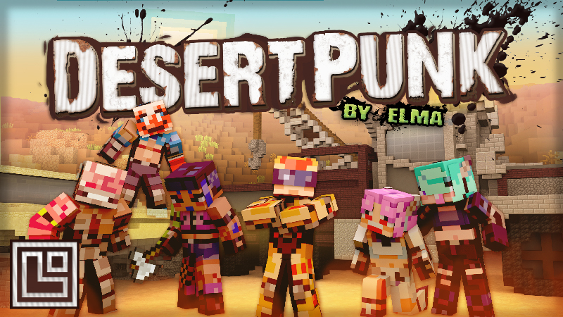 Desert Punk on the Minecraft Marketplace by Pixel Squared