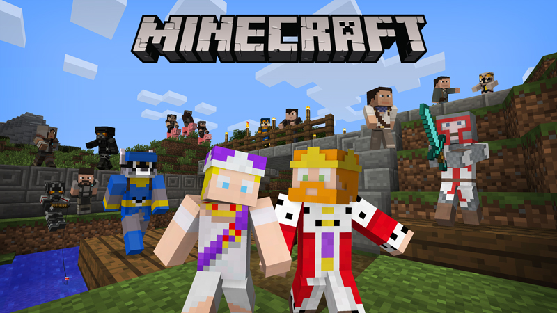 Skin Pack 1 on the Minecraft Marketplace by Minecraft