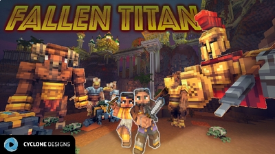 Fallen Titan on the Minecraft Marketplace by Cyclone Designs