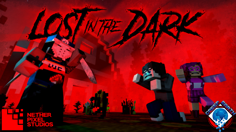 Lost In The Dark on the Minecraft Marketplace by Netherpixel
