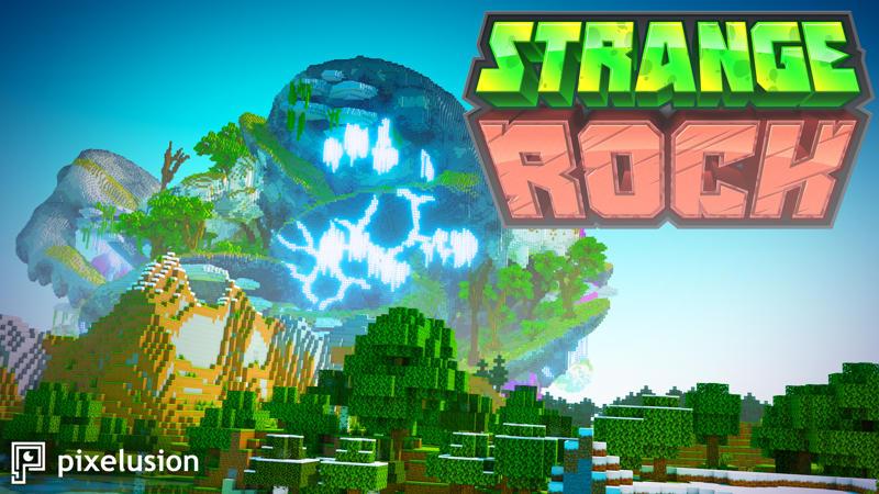 Strange Rock on the Minecraft Marketplace by Pixelusion