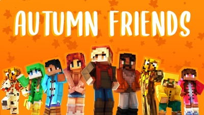 Autumn Friends on the Minecraft Marketplace by Sapphire Studios