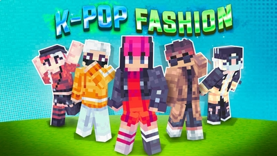 KPOP Fashion on the Minecraft Marketplace by Scai Quest