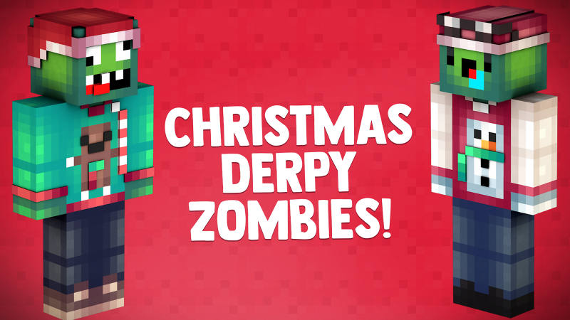 Play Derpy Christmas Zombies