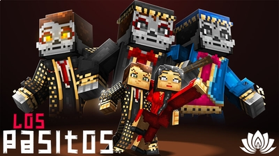 Los Pasitos on the Minecraft Marketplace by IriumBT