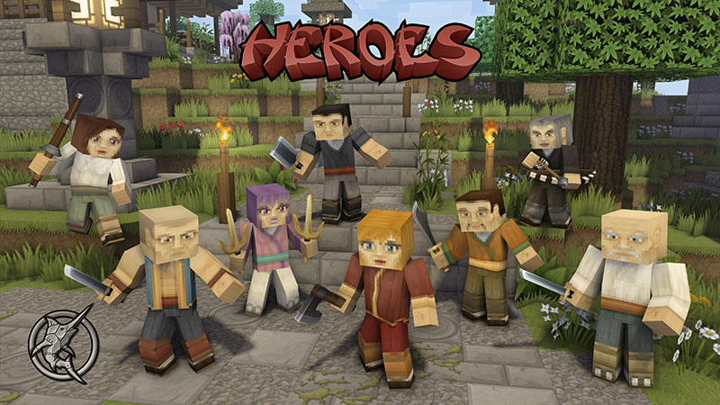 Hattoris Heroes on the Minecraft Marketplace by Cyber Marlin