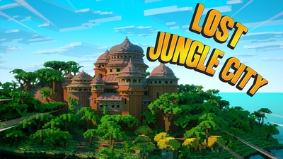 Lost Jungle City on the Minecraft Marketplace by Chunklabs