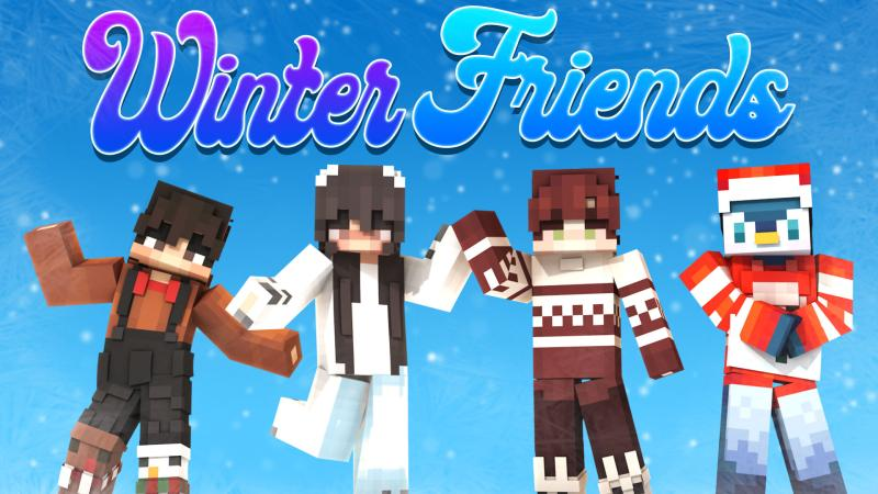 Cute Winter Friends on the Minecraft Marketplace by Podcrash