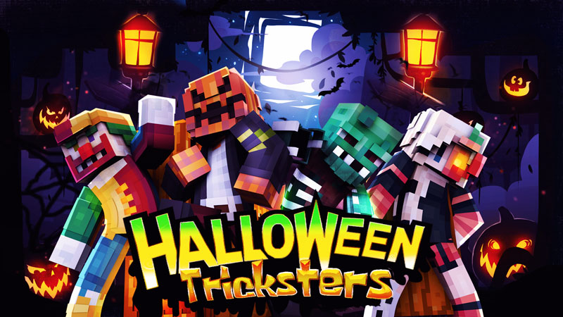 Halloween Tricksters on the Minecraft Marketplace by BBB Studios
