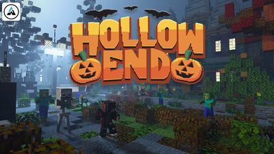 Hollow End on the Minecraft Marketplace by Aurrora