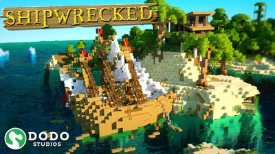 Shipwrecked on the Minecraft Marketplace by Dodo Studios