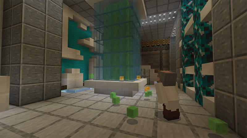 Skyblock: Jump Pads on the Minecraft Marketplace by Kubo Studios