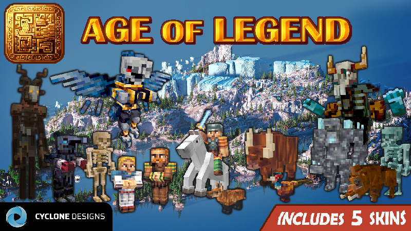 Age of Legend on the Minecraft Marketplace by Cyclone Designs