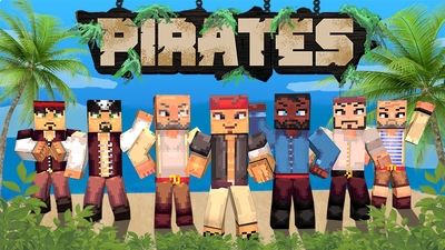 Pirates HD on the Minecraft Marketplace by IriumBT