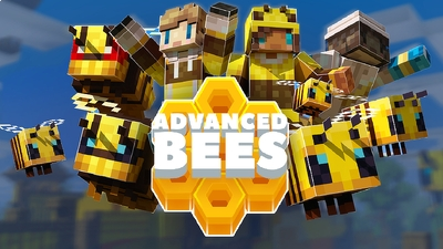 Advanced Bees on the Minecraft Marketplace by Sapphire Studios