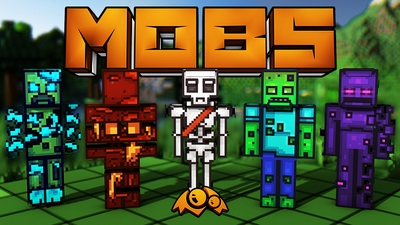 MOBS on the Minecraft Marketplace by Monster Egg Studios