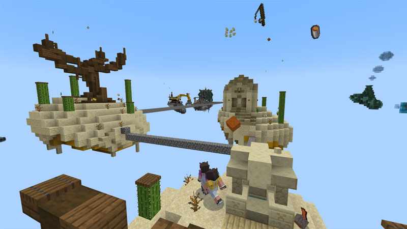 Skydrops on the Minecraft Marketplace by Volcano
