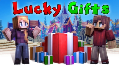 Lucky Gifts on the Minecraft Marketplace by Pixels & Blocks
