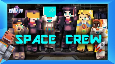 Space Crew Skin Pack on the Minecraft Marketplace by InPvP